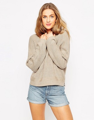 ASOS COLLECTION ASOS Ultimate Chunky Sweater $48 thestylecure.com
