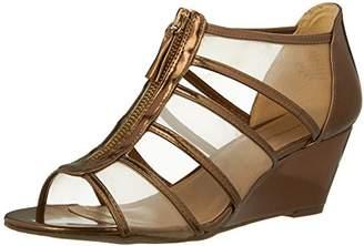Bandolino Women's Opie Wedge Sandal $35.99 thestylecure.com