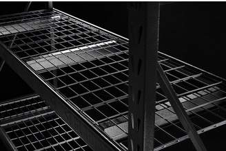 "Gladiator 60"" Wide Heavy Duty Rack with Four 18"" Deep Shelves"