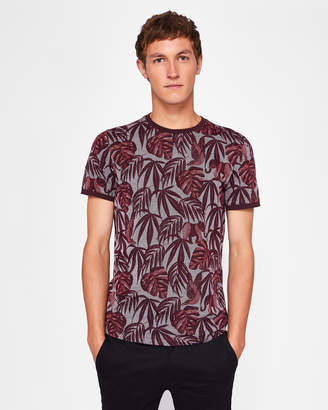 Ted Baker MARLINN Jungle print T-shirt