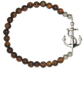 Jean Claude Multi-Strap Leather Bracelet