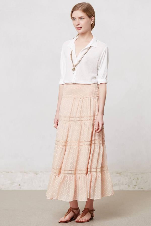 Neve Maxi Skirt