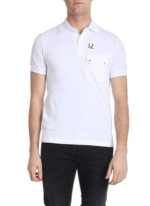 Raf Simons Fred Perry By Fred Perry by Cotton Polo