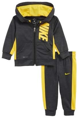 Nike Therma Block Dri-FIT Full Zip Hoodie & Pants Set