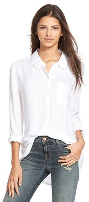 Women's Rails Hunter Plaid Shirt $148 thestylecure.com