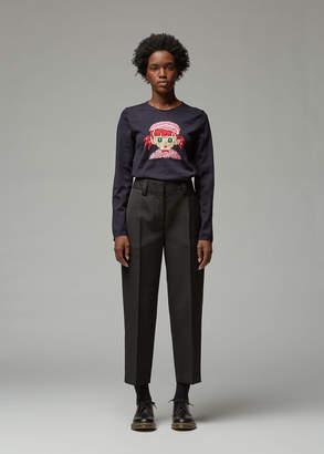 Comme des Garcons Graphic Girl Knit