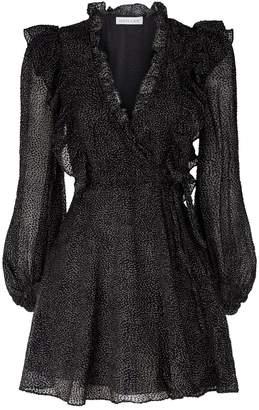 Shona Joy Bowie Ruffle Mini Dress