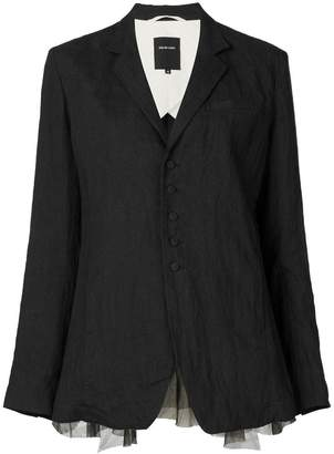 Pas De Calais oversized suit jacket
