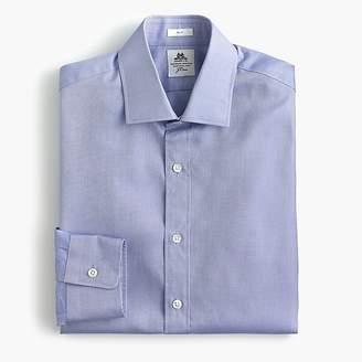 Thomas Mason for J.Crew two-ply dress shirt in royal oxford cotton