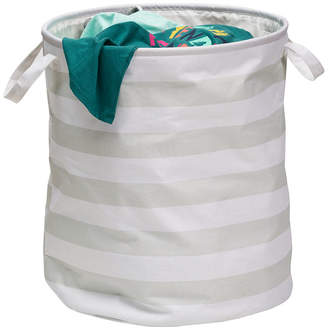Honey-Can-Do Kids Collection Striped Hamper