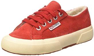 Superga 2750- SUEBINJ Trainers Unisex-Child Red Size: 12.5 UK Child