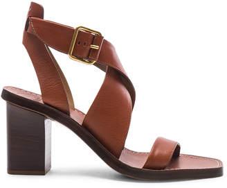 Chloé Block Heels