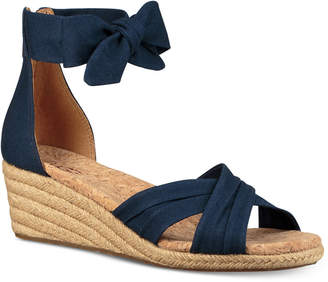 UGG Women's Traci Espadrille Wedge Sandals