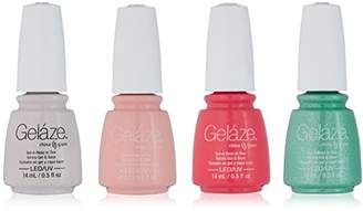 China Glaze Gelaze Nail Polish Kit