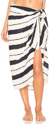 Vix Paula Hermanny Stella Pareo Skirt