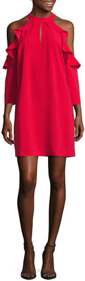 WESLEE ROSE Weslee Rose Shift Dress $72 thestylecure.com