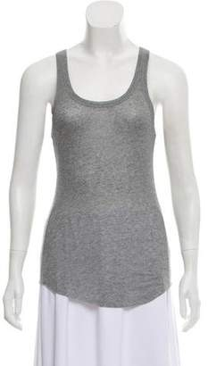 Zadig & Voltaire Scoop Neck Tank Top