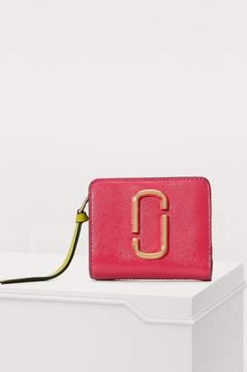 Marc Jacobs Compact mini wallet
