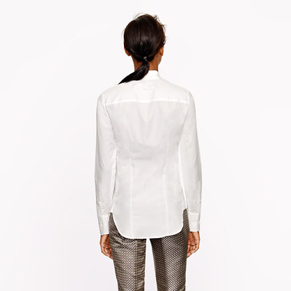 Thomas Mason Collection for J.Crew covered-placket shirt