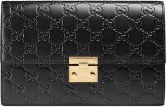 Padlock pouch $1,200 thestylecure.com