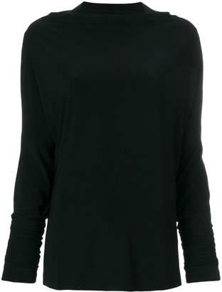 Norma Kamali long-sleeve T-shirt