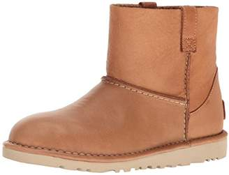 UGG Women's Classic Unlined Mini Leather Winter Boot