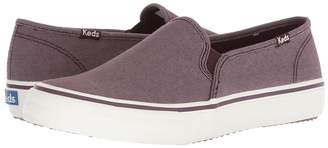 Keds Double Decker Shimmer Chambray Women's Slip on Shoes