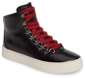 Frye Lena Hiker High Top Sneaker