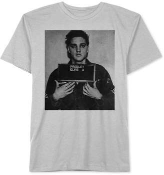 Jem Men's Elvis Presley Mugshot Graphic-Print T-Shirt $24 thestylecure.com
