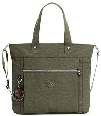 Kipling Lizzie Solid Laptop Tote Bag