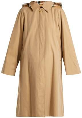 Burberry Richmond cotton-gabardine trench coat