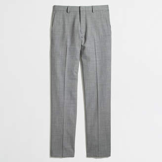 J.Crew Factory Slim-fit Thompson suit pant in Voyager wool