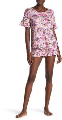Nordstrom Room Service Short Pajamas Exclusive)