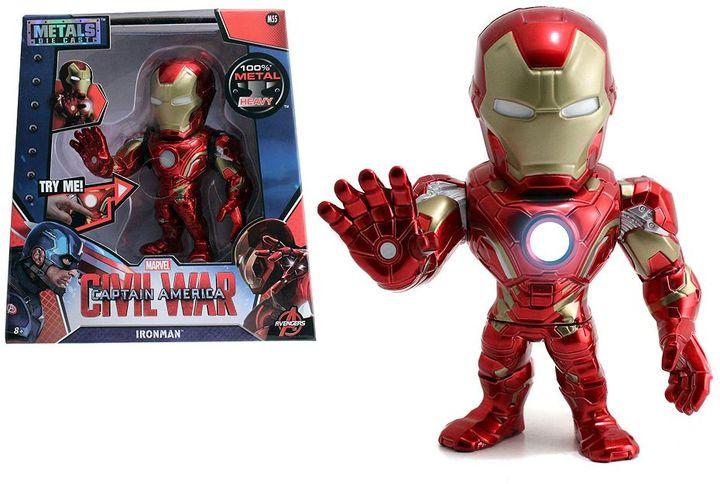 "Captain America: Civil War Iron Man 6"" Metal Figure"