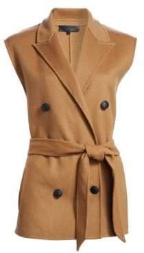 Rag & Bone Pearson Double-Breasted Vest