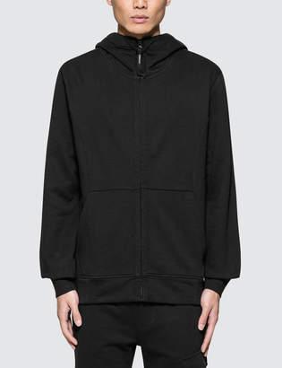 C.P. Company Hooded Open Sweatshirt