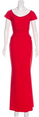 Chiara Boni Jersey Evening Dress
