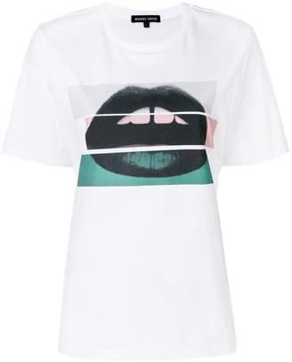 Markus Lupfer Alex Lip T-shirt