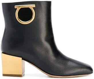 Salvatore Ferragamo Albiano ankle boots