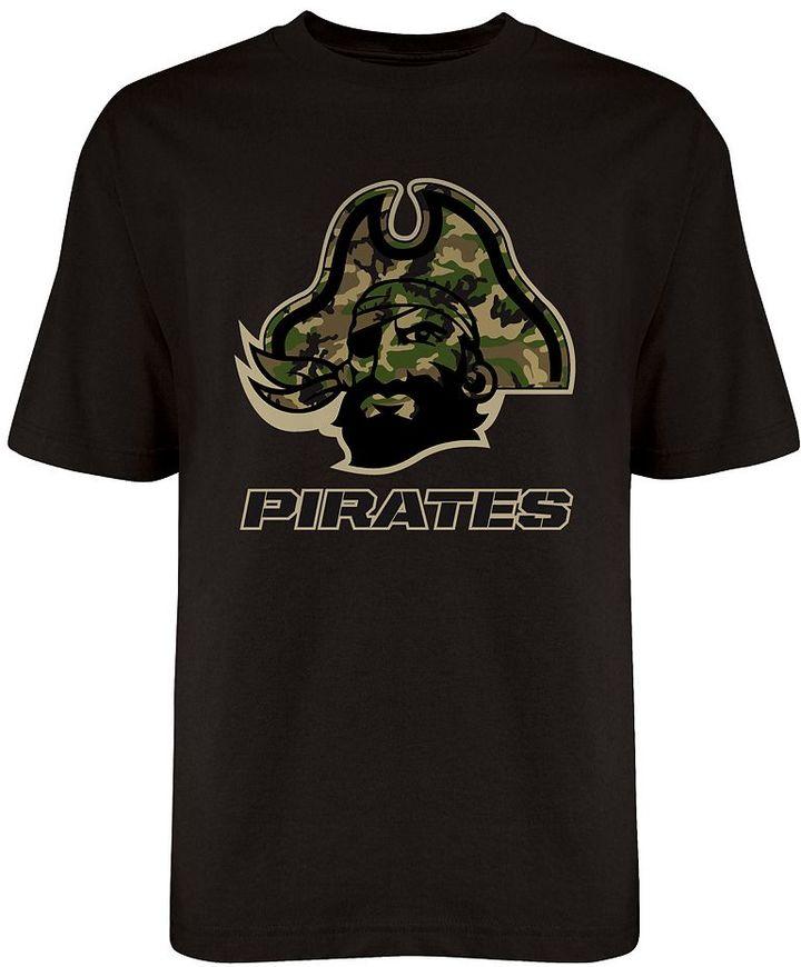 East carolina pirates united college tee - men