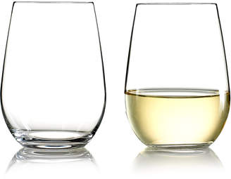 Riedel Wine Glasses, Set of 2 O Riesling & Sauvignon Blanc Tumblers