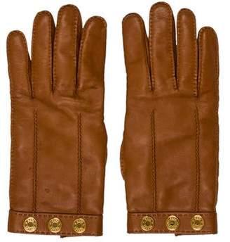 Hermes Clou de Selle Gloves