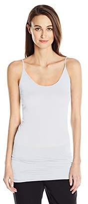 Enza Costa Women's Tissue Jersey Tunic Layer Tank