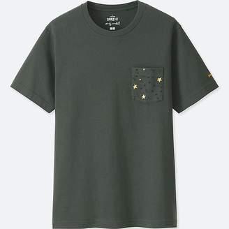 Uniqlo Men's Sprz Ny Short-sleeve Graphic T-Shirt (andy Warhol)