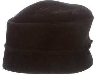 Jennifer Ouellette Velvet Bucket Hat