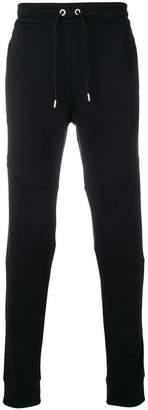 Versus mid-rise drawstring trousers