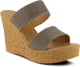 Azura Fiora Wedge Sandal - Women's