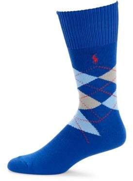 Polo Ralph Lauren Argyle Socks