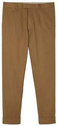 Banana Republic Heritage Trooper Pant with Cuffed Hem