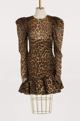 Magda Butrym Borneo short dress